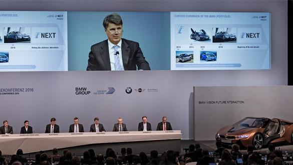 Новая стратегия BMW Group: NUMBER ONE > NEXT.